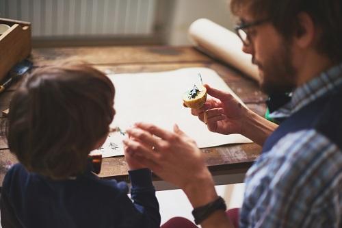 Comment choisir des encreurs pour les enfants ?